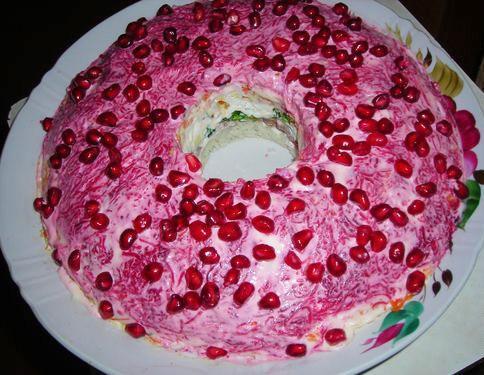 Рецепты салатов на день рождения простые и вкусные с с кукурузой и